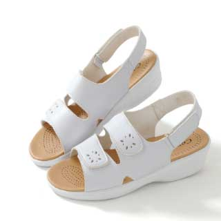 ISL Shoes Sandaalit Comfort offwhite