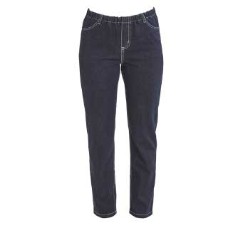 Select Woman Stretchfarkut Denim, tummansiniset