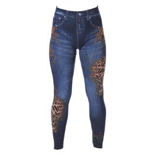 Select Woman Farkkuleggingsit
