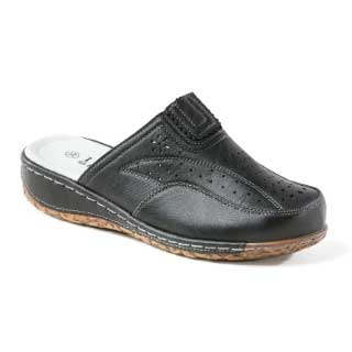 ISL Shoes Sandaalit Clogs, mustat