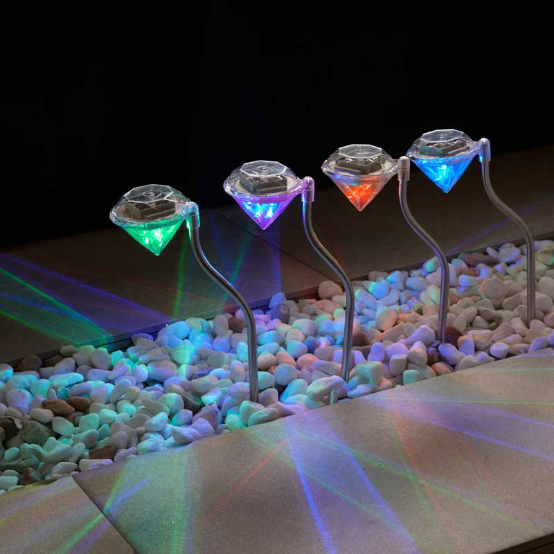 LED-lamput Diamond