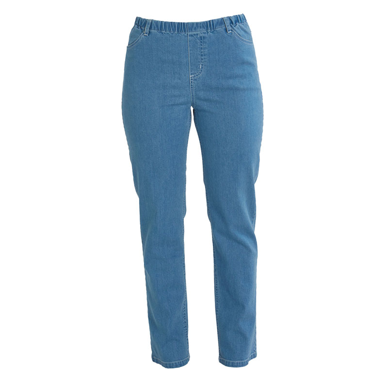 Select Woman Stretchfarkut Denim, vaaleansiniset